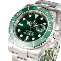 Rolex Submariner Date 116610LV 2013 pre-owned