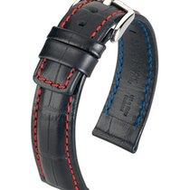Hirsch Accessoires 20690 nouveau Cuir Bleu