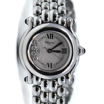 Chopard Happy Sport Steel 27mm Silver United States of America, New York, New York