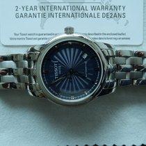 Tissot Ballade Powermatic 80 COSC Stahl 39.5mm Blau Keine Ziffern