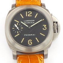 Panerai Luminor Marina 8 Days occasion Cuir
