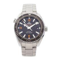 Omega 232.30.42.21.01.003 Steel Seamaster Planet Ocean 42mm pre-owned