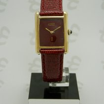 Cartier Tank (submodel) Ασήμι