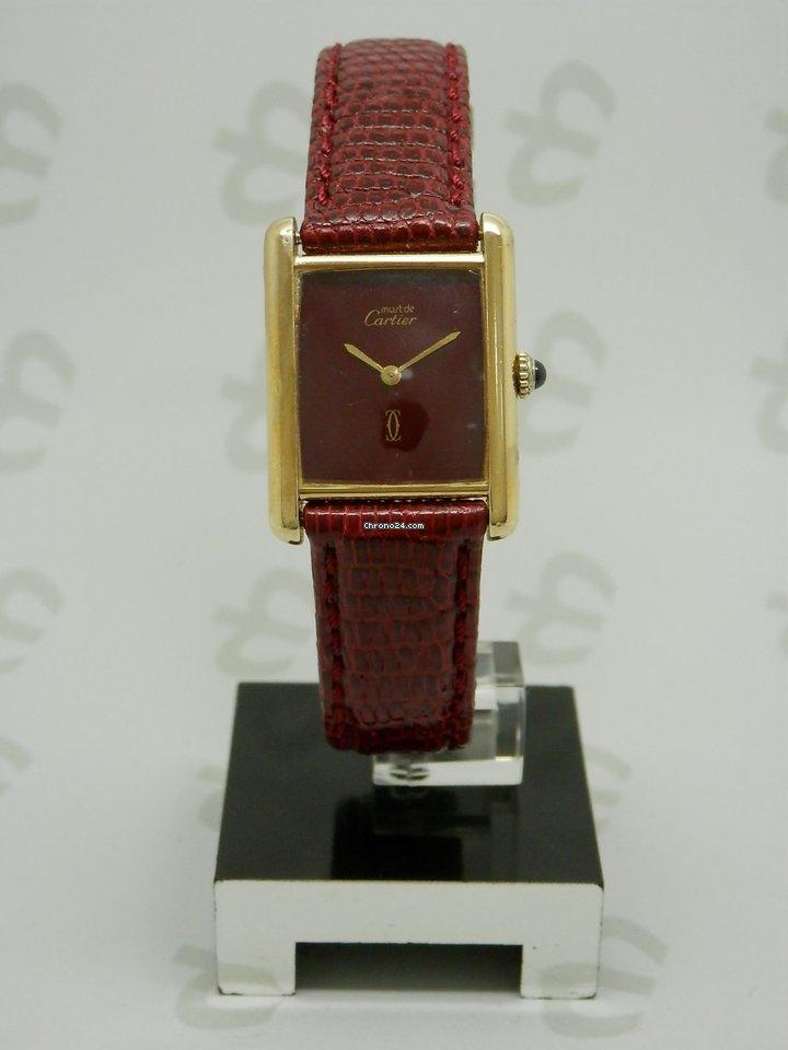 caabfe99945a Relojes Cartier - Precios de todos los relojes Cartier en Chrono24