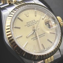 Rolex Lady-Datejust Gold/Steel 26mm Champagne No numerals South Africa, Pretoria