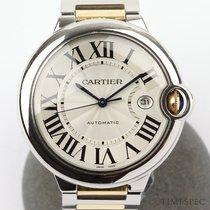 Cartier Ballon Bleu 42mm 3001 2012 pre-owned