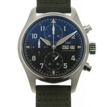 IWC Pilot Spitfire Chronograph IW387901 2019 новые