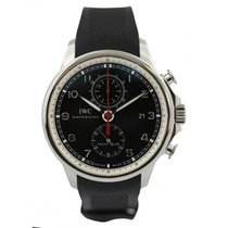 IWC Portuguese Yacht Club Chronograph Steel 43mm United States of America, New York, New York