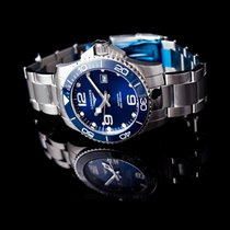 Longines HydroConquest Steel 43mm Blue United States of America, California, San Mateo