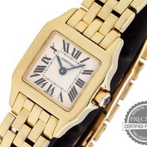 Cartier Santos Demoiselle W25063X9 pre-owned