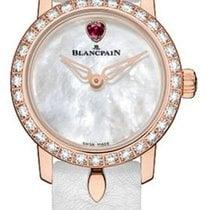 Blancpain Women 0063D 2954 63A 2020 new