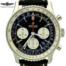 Breitling Navitimer 1 B01 Chronograph 43 Steel 43mm Black No numerals United States of America, Georgia, Atlanta