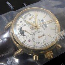 Patek Philippe 5204R-001 Rose gold 2019 Perpetual Calendar Chronograph 40mm new