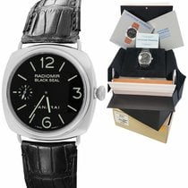 Panerai Radiomir Black Seal Steel 45mm Black Arabic numerals United States of America, New York, Massapequa Park