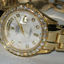 Rolex Yellow gold 36mm pre-owned United States of America, New York, NEW YORK CITY