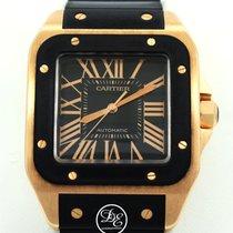 Cartier Santos 100 W20124U2 подержанные