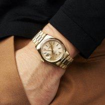 Rolex Day-Date 36 Geelgoud 36mm Nederland, Amsterdam