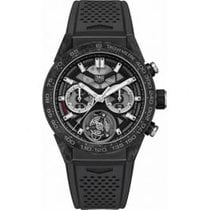 TAG Heuer Carrera Heuer-02T CAR5A8W.FT6071 new
