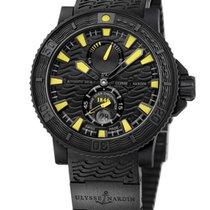 Ulysse Nardin Diver Black Sea 263-92LE-3C/923-RG 2019 new