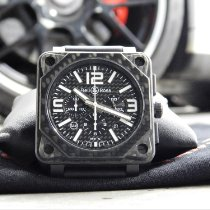 Bell & Ross BR 01-94 Chronographe Carbono Negro