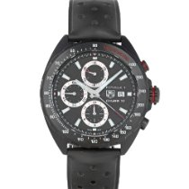 TAG Heuer Formula 1 Calibre 16 Steel 44mm Black No numerals United States of America, Maryland, Baltimore, MD