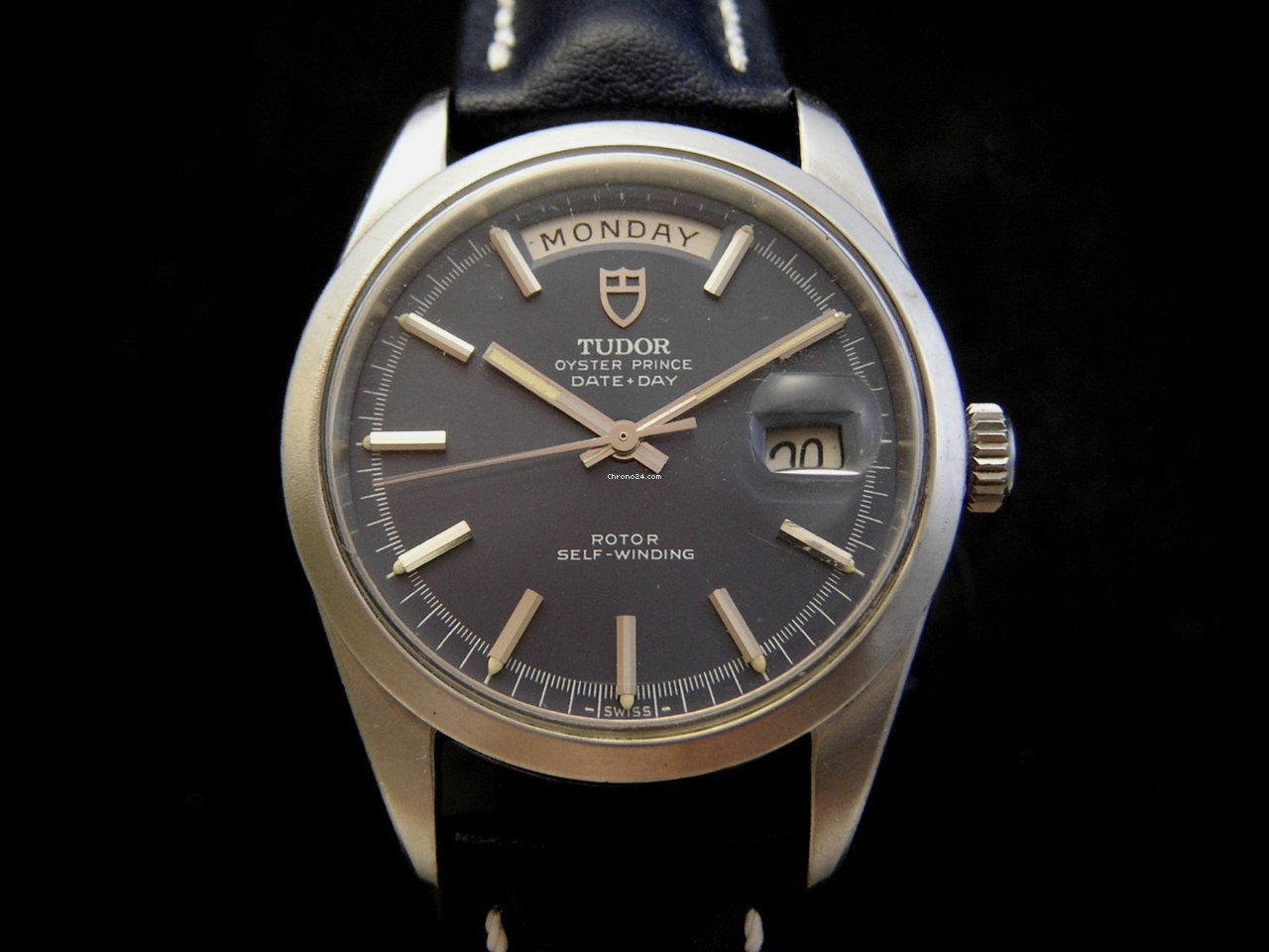 977f5a770f Tudor Rare Vintage Oyster Prince Date+Day 69 sold on Chrono24