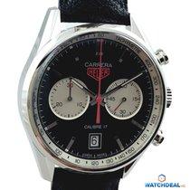 TAG Heuer Carrera Chronograph Calibre 17 CV211AFC6335