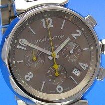 Louis Vuitton Tambour Chronograph Herren Automatik