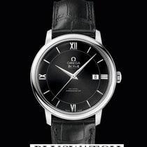 Omega De Ville Prestige Co-Axial Black Dial 39,5 MM  T
