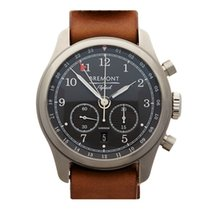 Bremont CodeBreaker Limited Edition Chronograph Stainless...