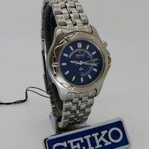 Seiko new Quartz 30mm Steel Mineral Glass