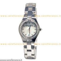 Baume & Mercier Linea M0A10013 Baume & Mercier donna in acciaio con diamanti new