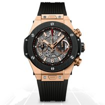 Hublot Big Bang Unico King Gold Ceramic 45mm - 411.OM.1180.RX