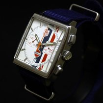 TAG Heuer Steve McQueen Monaco – Automatic Chronograph Limited...