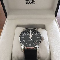 Montblanc Timewalker GMT Automatic Steel | 7081