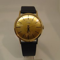 DuBois 1785 Oro amarillo 33mm Cuerda manual 187079 usados