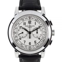 Patek Philippe Chronograph White Gold - 5070g