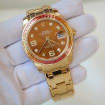 Rolex Pearlmaster Yellow gold 39mm UAE, Gold and Diamond Park Bulding #5 Dubai