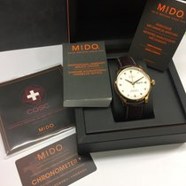 Mido Steel Automatic M005.431.36.031.00 new
