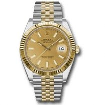 Rolex Datejust 126333 CHIJ new