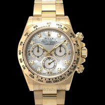 Rolex Daytona Yellow gold 40mm Mother of pearl United States of America, California, San Mateo