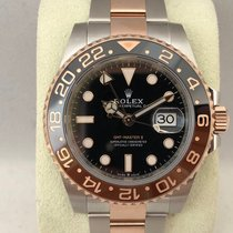 Rolex GMT-Master II Steel/Pink Gold 126711CHNR ( LC100 / NEW )