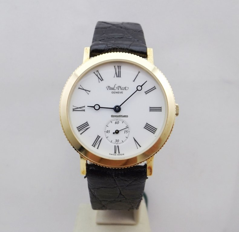Prices for Paul Picot watches  66c82eaadb