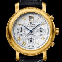 Charmex Gold/Steel 42,5mm Automatic Charmex Jubilé Chronograph 2121 new