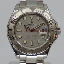 Rolex Yacht-Master 40 Steel 40mm Silver No numerals United Kingdom, Wilmslow