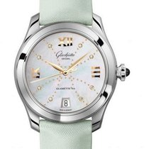 Glashütte Original Lady Serenade Steel 36,00mm Mother of pearl Roman numerals