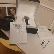 IWC Portuguese Chronograph Acier Noir Arabes France, Paris