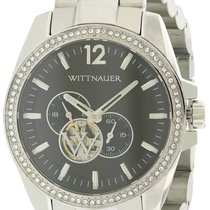 Wittnauer Automatic Stainless Steel Mens Watch