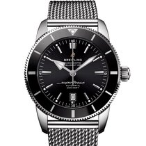 Breitling Superocean Héritage II 46 Steel 46mm United States of America, New Jersey, Edgewater