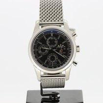 Breitling Transocean Chronograph 1461 Stahl